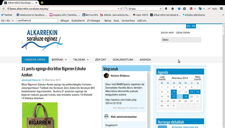alkarrekin.soraluze.eus: una herramienta para fortalecer la comunidad