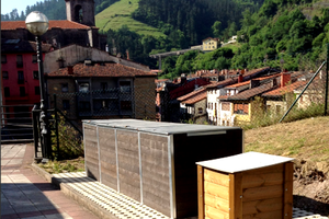 Reuniones en Ezozi Bidea y Gipuzkoa Etorbidea para instalar nuevos espacios de compost comunal
