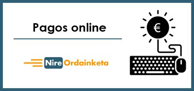 Pagos online, banner