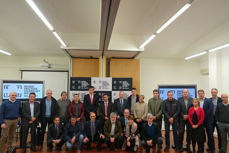 Basque Precision Technology District
