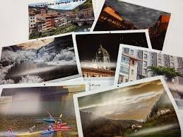 Calendario de fotografías de Kontrargi