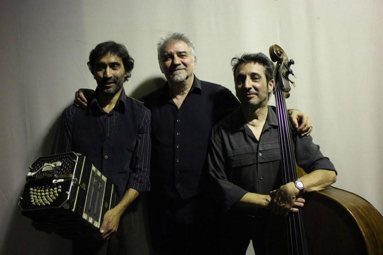 """Concierto del trío """"Malevaje"""""""