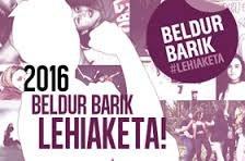 "Concurso ""Beldur Barik 2016"""