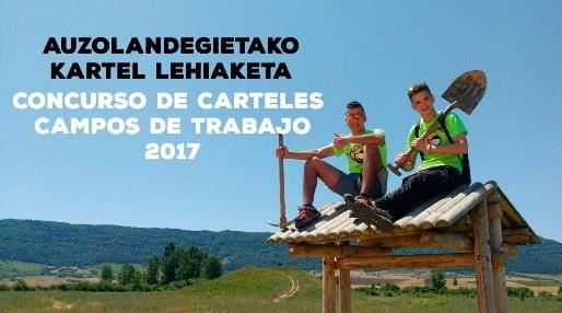 Concurso de carteles campos de trabajo