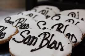 Concurso de tortas de San Blas