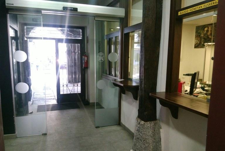 Concurso limpieza de edificios municipales