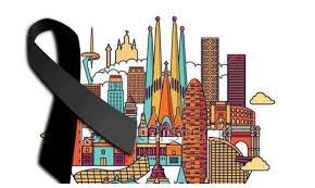 Condena del atentado de Barcelona