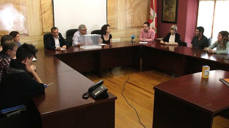 Constitución del nuevo ayuntamiento