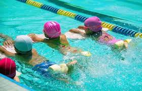 Curso de natación para niñ@s