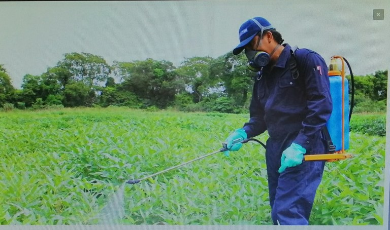 Curso sobre productos fitosanitarios