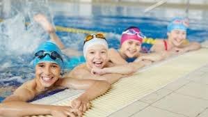 Cursos de natación infantil