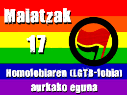 Dia Internacional contra la LGTB-fobia