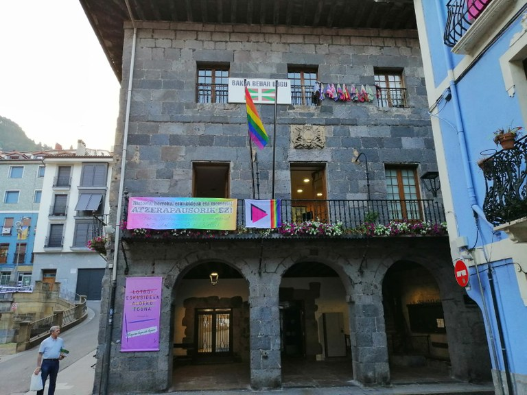 Día Internacional del Orgullo LGTBI+
