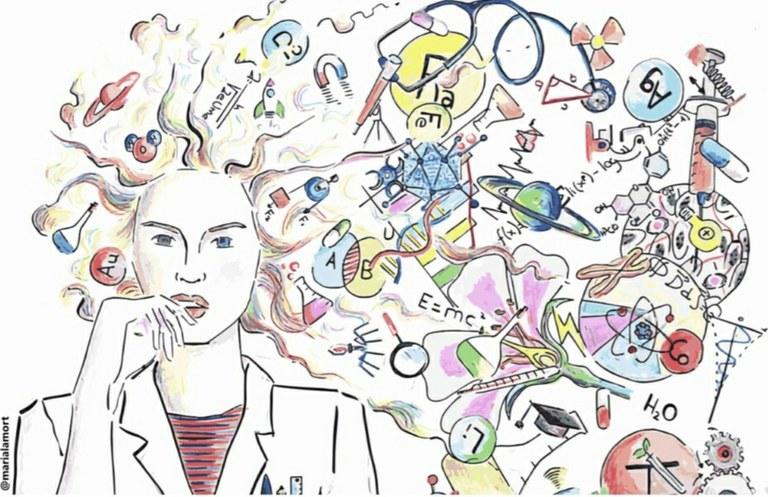 Dia Mundial de la Mujer en la Ciencia