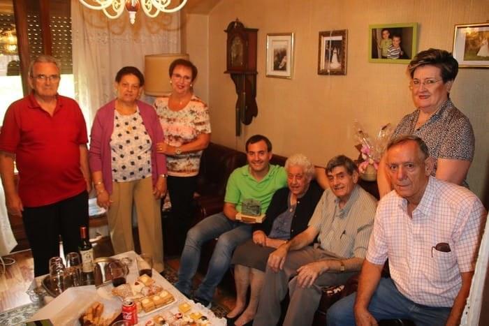 Dolores Ordax cumple 100 años