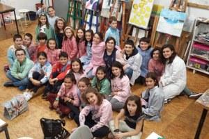 Exposición alumnado escuela de pintura