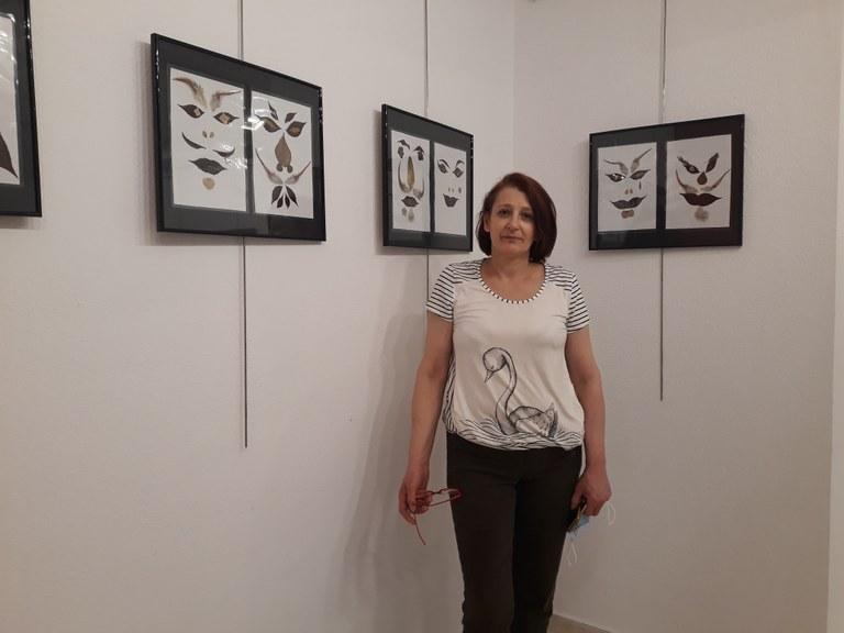 Exposición de Erika Gurkewicz