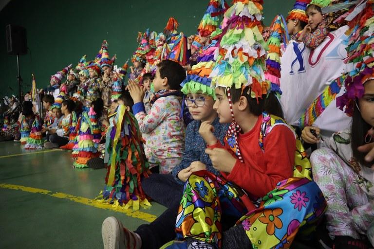 Exposición de fotografías del carnaval