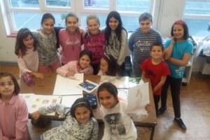 Exposición alumnado de la escuela de pintura