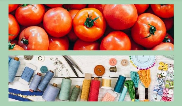 Feria de artesanía y agricultura