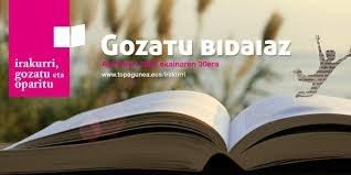 Fomento de la lectura en euskera