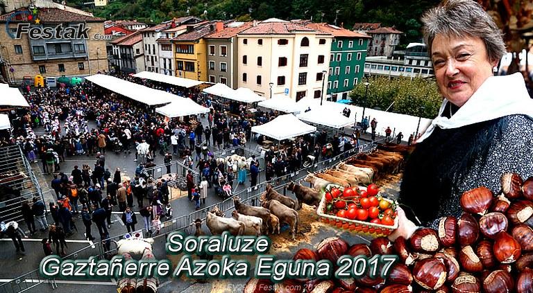 Fotografias de la XXIIª Feria de Gaztañerre
