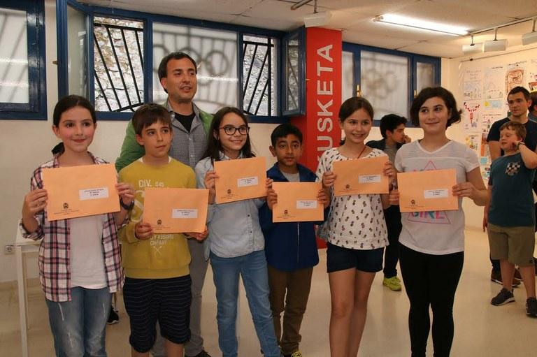 Ganadores del Concurso de Carteles