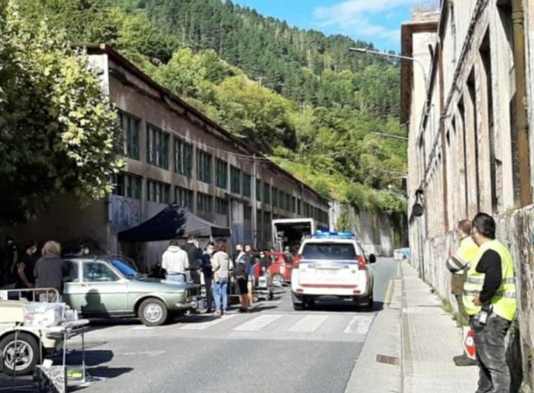 "Grabación de ""Érase una vez... Euskadi"""