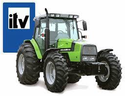 Inspección técnica de vehículos agrícolas