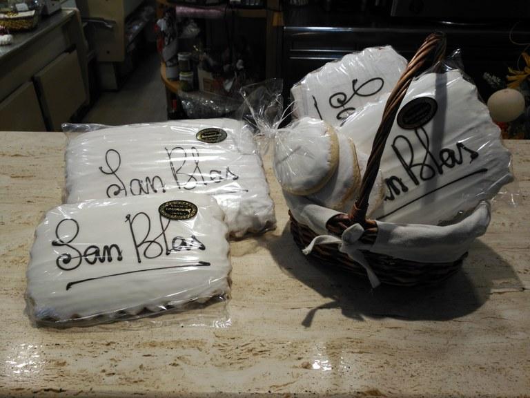 IXª edición del concurso de tortas de San Blas.