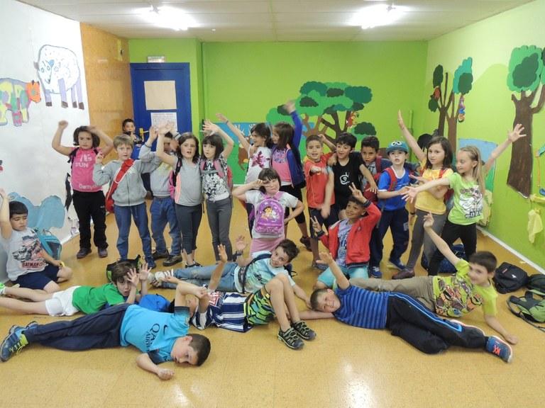 Matriculación en la Ludoteca y el Gazteleku