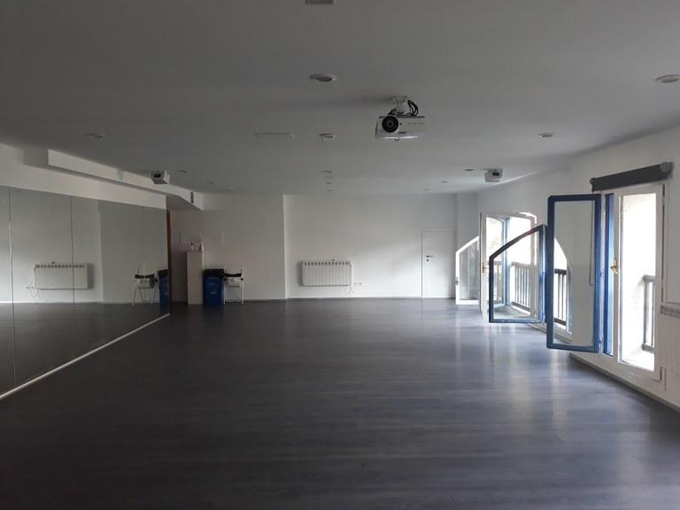 Nueva sala polivalente