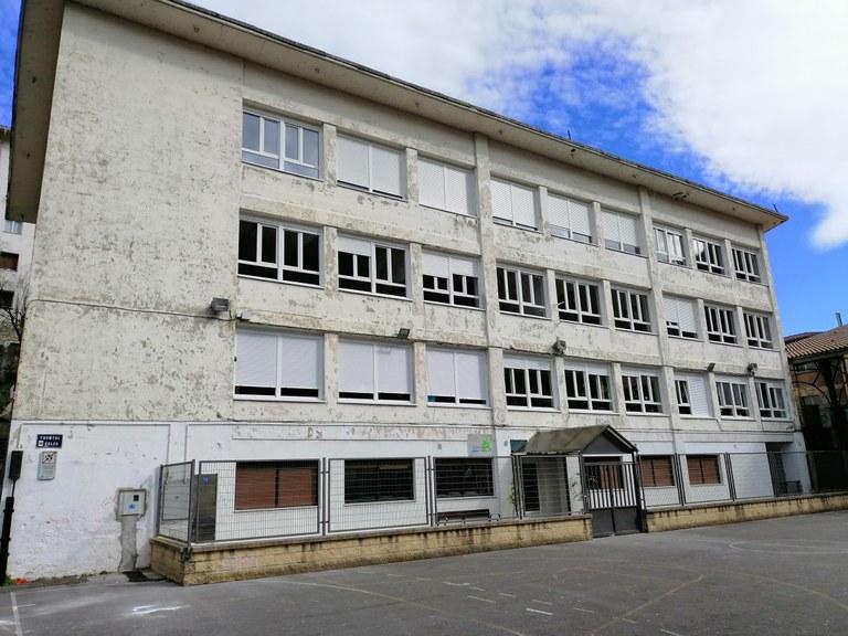 Nuevas ventanas de la Musika Eskola