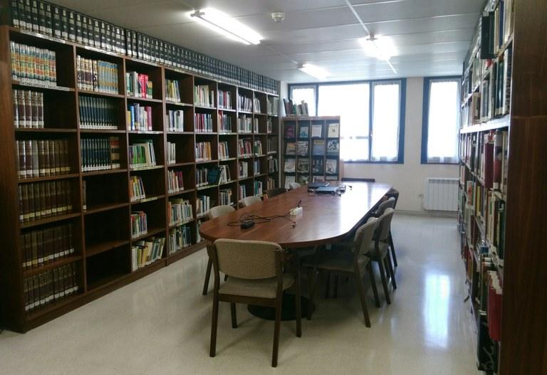 Nuevo horario de la biblioteca municipal