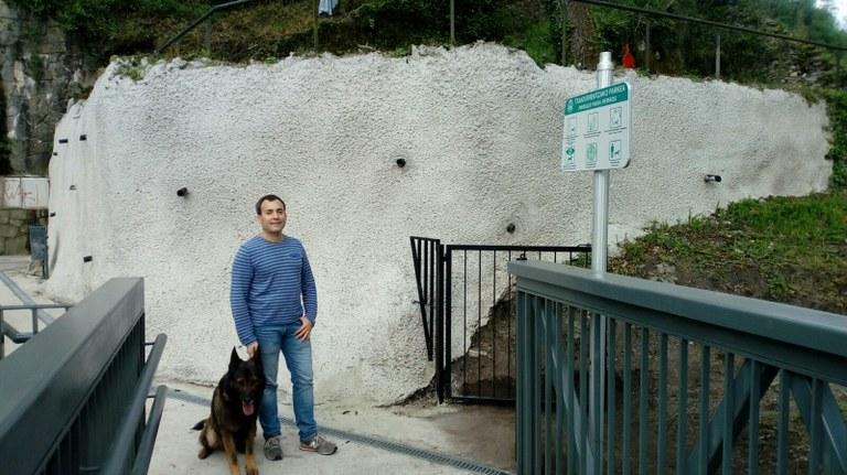 Nuevo parque para perros