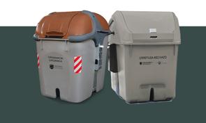 Nuevo sistema de recogida de residuos