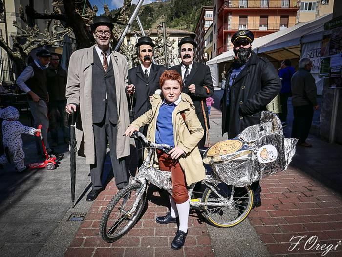Programa de los carnavales de Soraluze