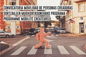 Movilidad de personas creadoras