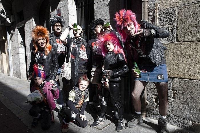 Programación de los carnavales de Soraluze