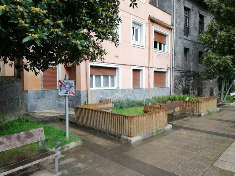 Renovación de la red de saneamiento