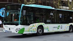 Servicio de autobús para las fiestas