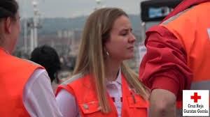 Servicio de la Cruz Roja en Soraluze