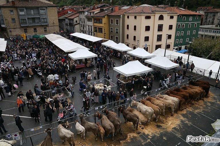 Suspendida la Feria de Gaztañerre