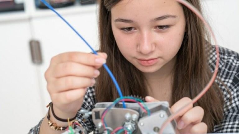 Ciencia y tecnología para jóvenes
