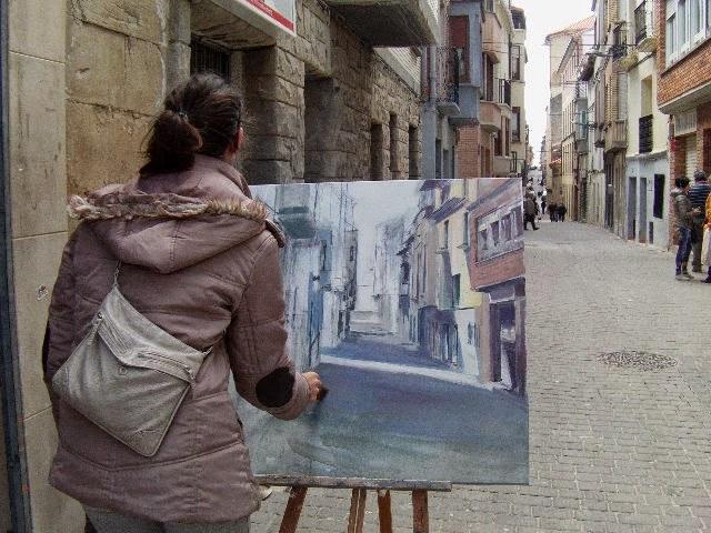 XXIII Concurso de Pintura al Aire Libre