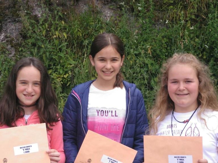 XXXIII Concurso de Redacciones en Euskera