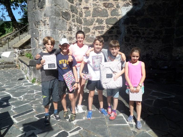 XXX Concurso de Redacciones en Euskera