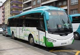 Autobus geltokiaren kokapena