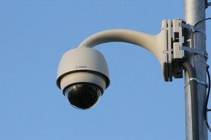 Bideozaintza kameren instalazioa