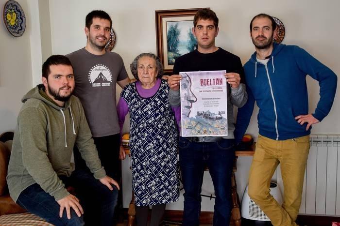 """""""Bueltan"""" dokumentala sarean ikusgai"""
